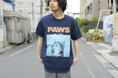 """""""PAWS"""" S/S T-Shirt"""