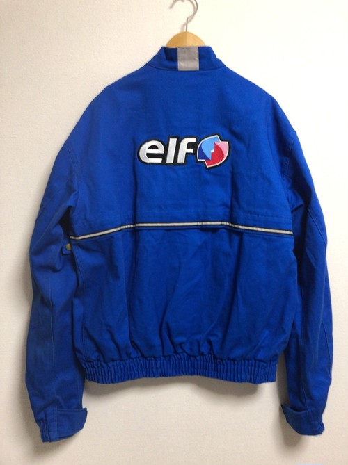 2000's elf racing jacket
