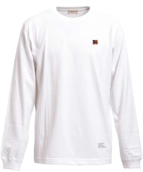 TIGER WAPPEN LONG SLEEVE[REC226]