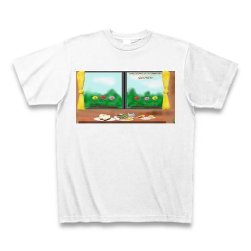 「贅沢な時間」Tシャツ