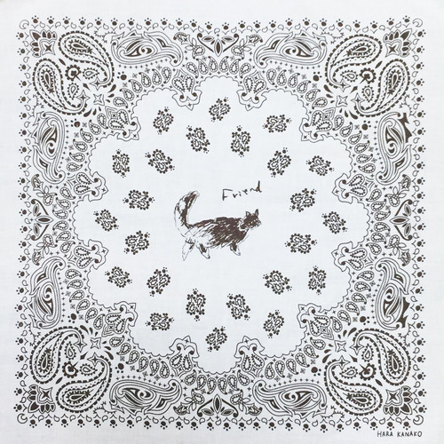 """Friend"" original bandana"