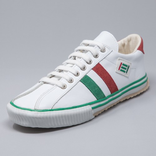 maccheronian ROYAL LINE <WHITE/GREEN/RED>