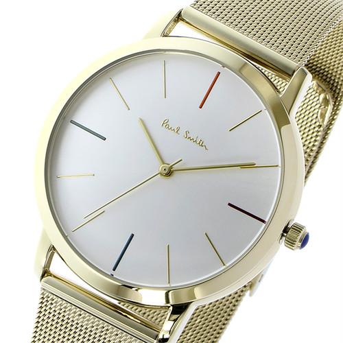 ポールスミス PAUL SMITH エムエー MA クオーツ メンズ 腕時計 P10092 シルバー シルバー