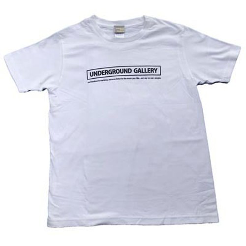 UG - Original Logo T-Shirt / White