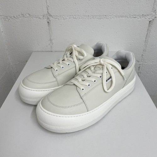 『SUNNEI』leather dreamy / OFF WHITE