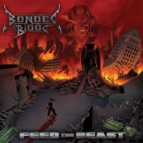 "BONDED BY BLOOD ""Feed The Beast"" (輸入盤)"