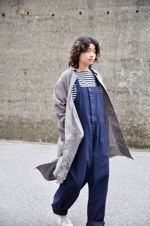 【ORDINARY FITS】 WORKERS ONEPIECE/OF-O023