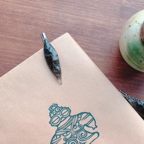 石鏃ボールペンa