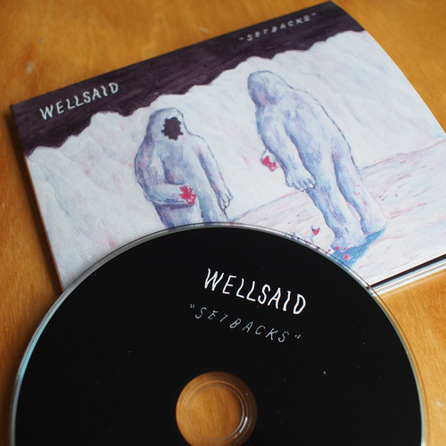 Wellsaid / Setbacks CD