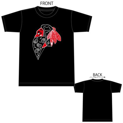 インディアン B4° ビヨンド Tシャツ TEE 半袖 半袖Tシャツ プリントスター 5.6OZ ヘビーウェイト 1600