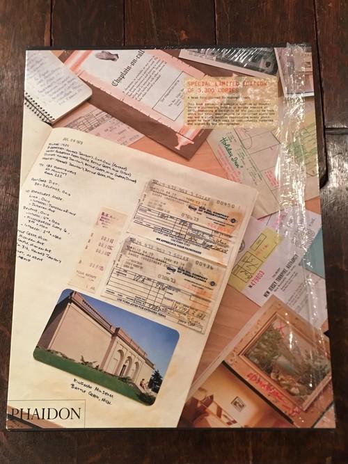 A Road Trip Journal / Stephen Shore(スティーブン・ショア)