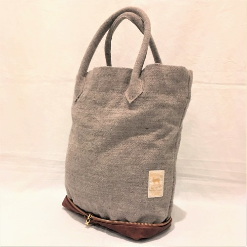 MBL91824 Potentiality VERTICAL TOTE / size 2
