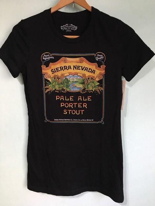 アメリカ製 sierra nevada beer シエラネバダ ビール Tシャツ デッドストック レディースサイズ