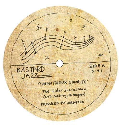 "【7""】The Elder Statesman  - Montreux Sunrise"