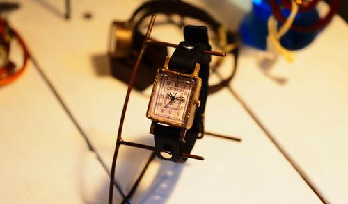 長方形の時計
