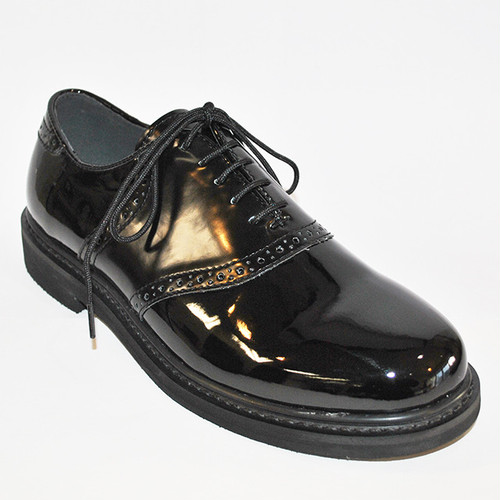 【High Line】SADDLE SHOES BLACK/BLACK KH2533