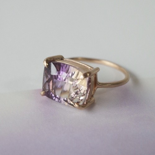 MOEMI SUGIMURA Twilight Ametrine ring