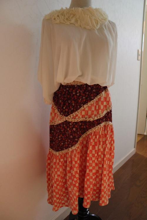 大人可愛いスカート TSUMORI CHISATO  ツモリチサトのスカート