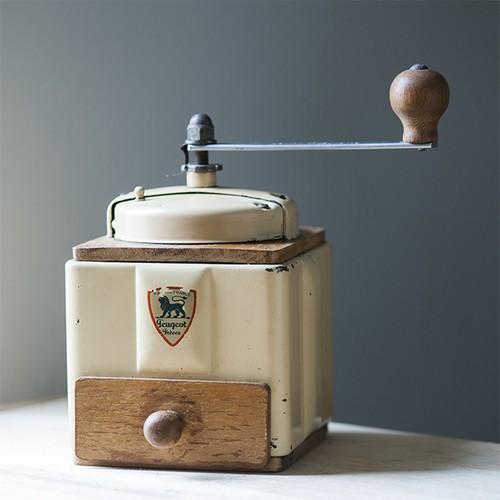 50s〜60s Peugeot Laqués コーヒーミル (france)