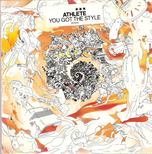 Athlete / You got the style[中古7inch]