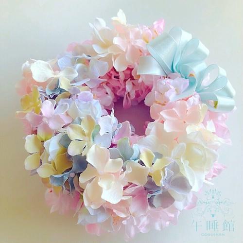 《在庫限り》 cherry blossom リース nanairo 350-a