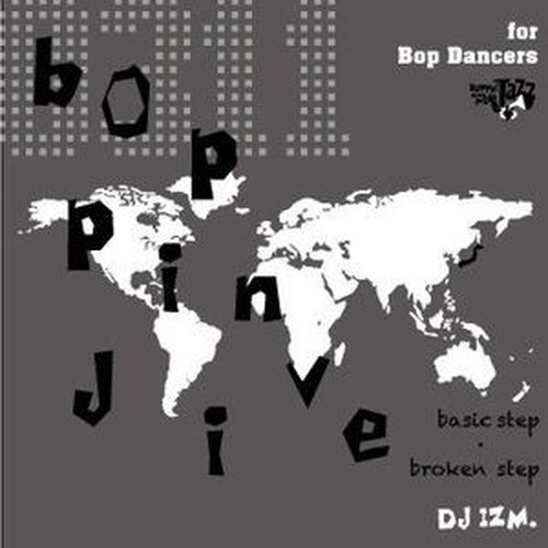 【MIX CD 】 Boppin Jive - steppin basic 01 -