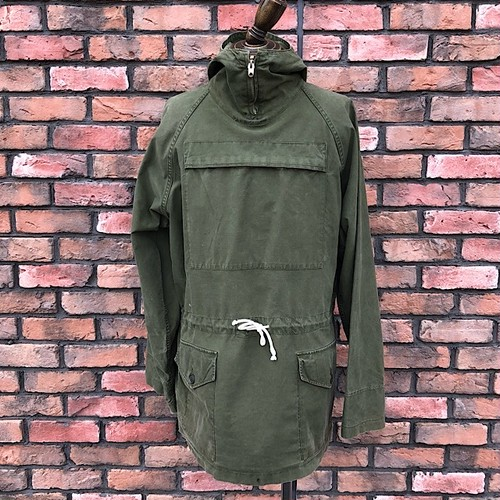 1960s British Army Windproof Green Cadet Smock 4