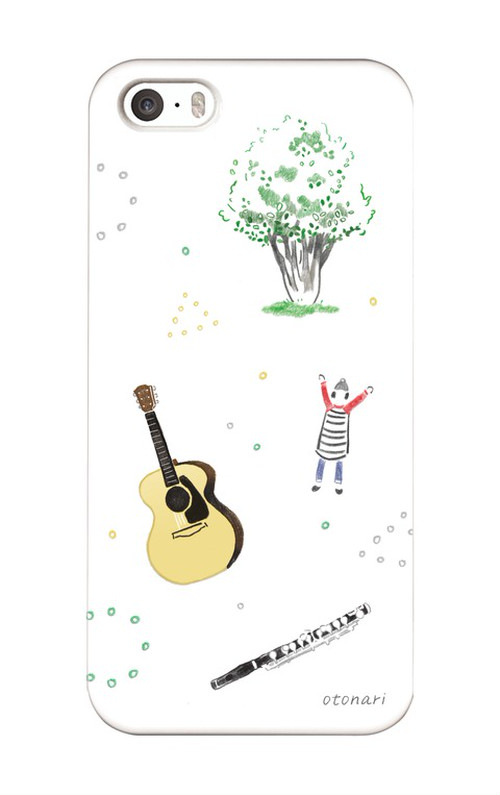 オトナリiPhoneケース「LIVE!!」《iPhone5/5S/5SE専用》