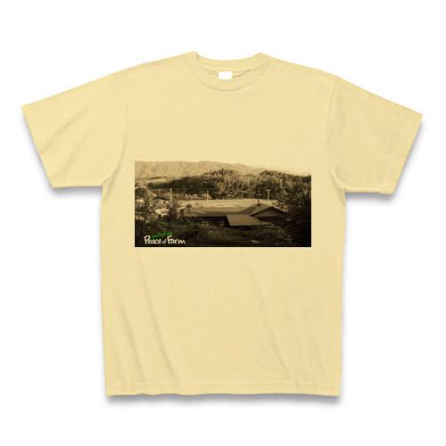 Peace of Farm 里山Tシャツ 送料込み