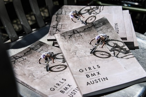 再入荷|Naokingraph first issue GIRLS BMX AUSTIN