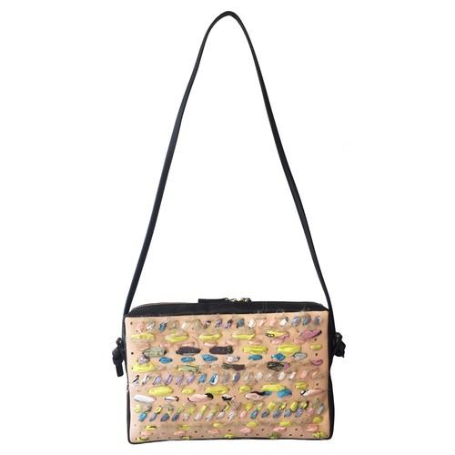 0-192-515 VIEW [mini shoulder bag] BEIGE