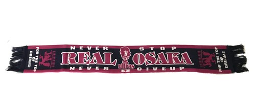 REAL OSAKA ULTRAS マフラー(紺)