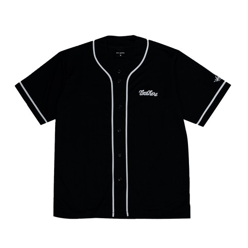 WasHere BASEBALL SHIRT