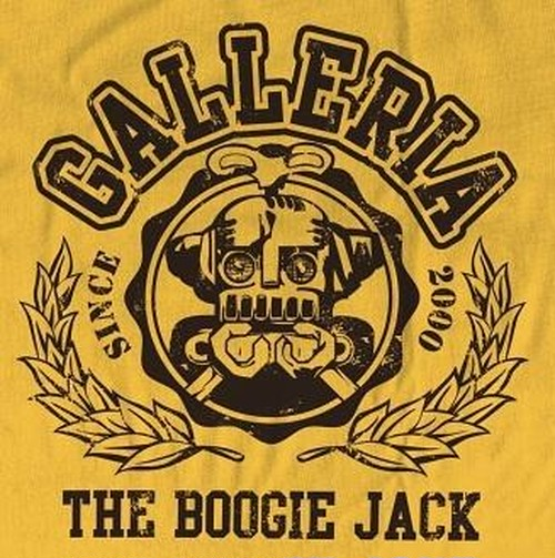 THE BOOGIE JACK「GALLERIA」