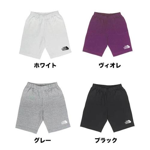 【S〜4L】THE PORK FACE コットン ハーフパンツ(4カラー)