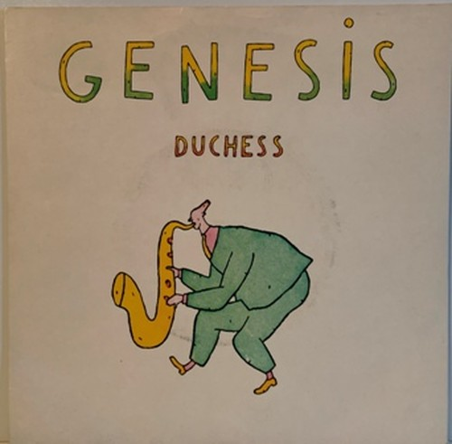 【シングル】GENESIS/Duchess / Open Door