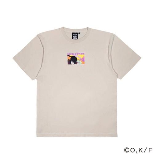 MFC STORE × 炎炎ノ消防隊 JOKER TEE / BEIGE