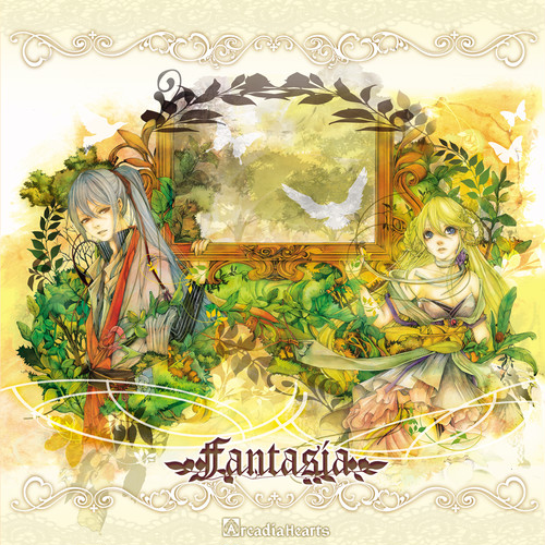Fantasia (3rd StorySingle) [CD]
