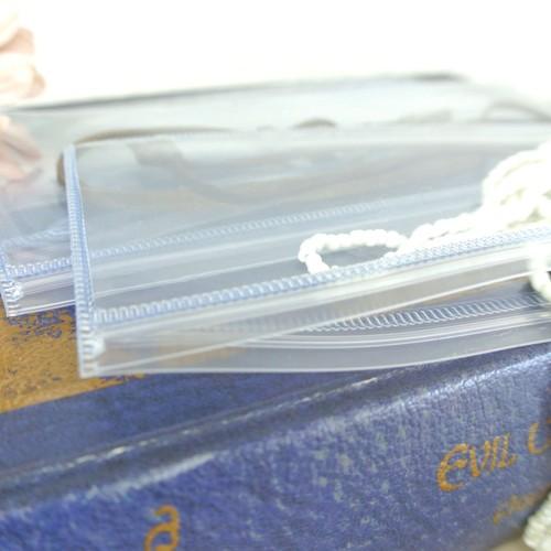 チャック付カードケース(大)5枚