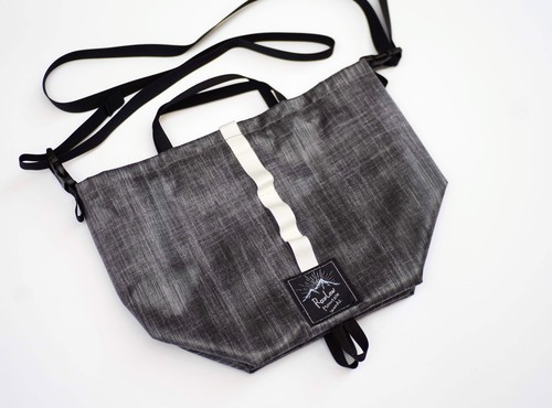 〈RawLow Mountain Works〉TABITIBI Tote | Black Heather edition