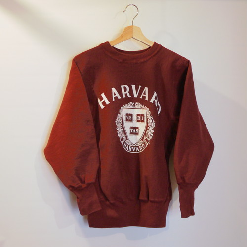 "Champion 1990's REVERSE WEAVE SizeS ""HARVARD"""