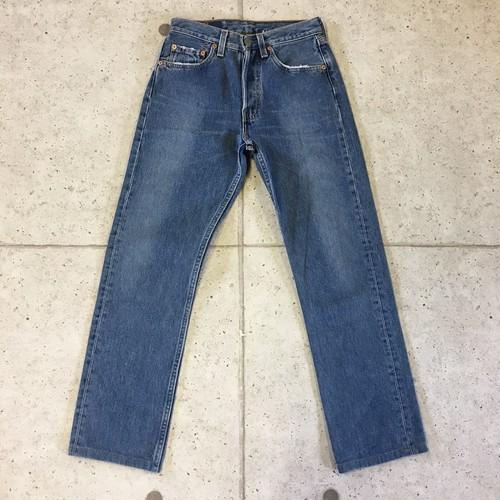 90s  LEVIS  501  USA製 デニムパンツ size:26