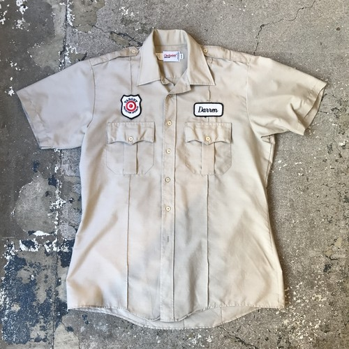 "S/S Work shirt ""Target Protection Specialist"""
