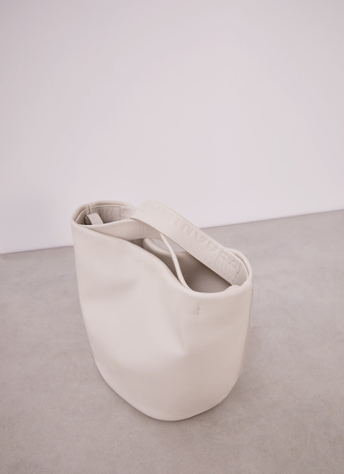 SMALL SOFT LEATHER LÚA TOTE BAG