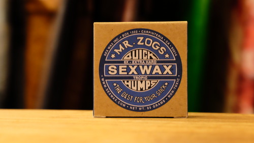 SEX  WAX  6X TROPIC