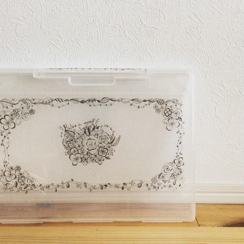 ♡ボタニカルファインアート♡ ファイルケース B5サイズ