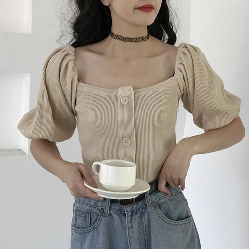 【トップス】ファッションエレガント韓国シンプル上質Tシャツ