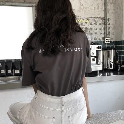 バックロゴTシャツ RR262