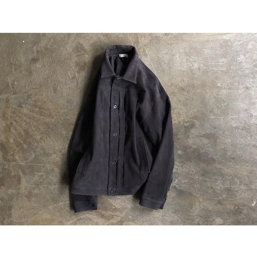 SLOW(スロウ)『SLOW Clothing Leather Series』Sheep Skin  Leather JKT