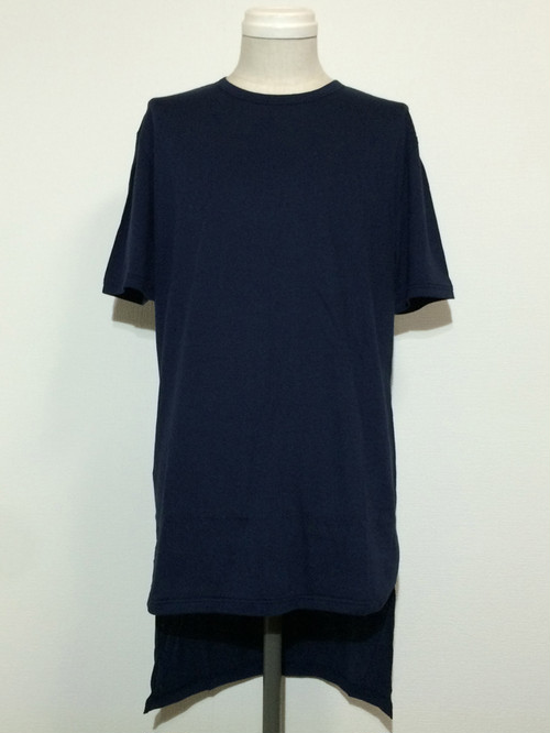 TAIL SHORT SLEEVES -NAVY-